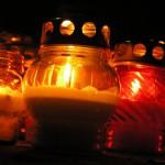 Hřbitovní lampičky