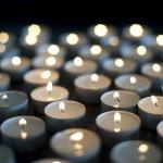 Svíčky do lampiček