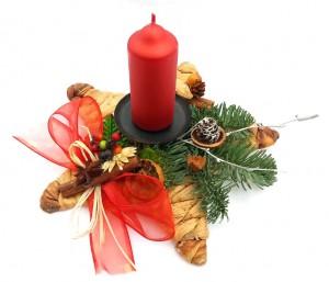 Vánoční svícen, Lotos