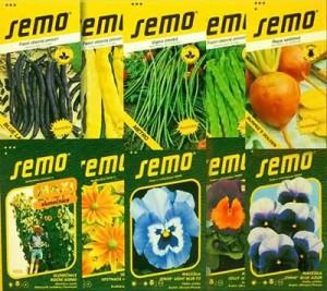 Pytlíky semena