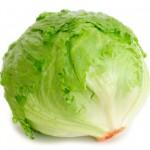 Ledový salát